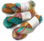 Schurwollgarn 200m/100g high twist