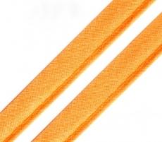 Baumwollpaspel 12mm orange