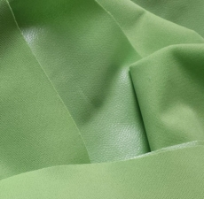 PUL Stoff uni, Zuschnitt 50x45 cm - grün