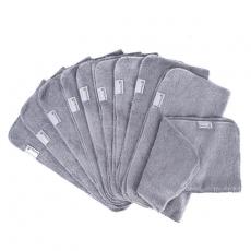 Bamboolik waschbare Küchentücher /Reinigungstücher 20x20 cm - 5er Pack
