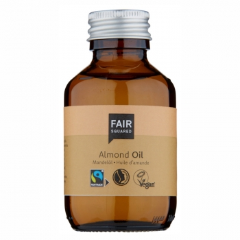FAIR SQUARED Mandelöl (Bio) 100 ml