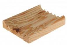 Pinienholz Seifenablage
