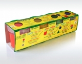 ökoNORM Nawaro Softknete & Modelliermasse 4x150g