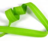 Baumwoll-Schrägband grün