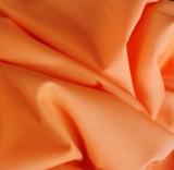 PUL Stoff uni, Zuschnitt 50x45 cm - orange