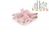 Ellas House Stoffbinde Tag (Midi) 2er Pack