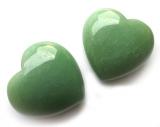 Aventurin grün Steinherz ca. 40 mm