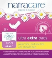 Natracare Ultra Extra Pads Super 10er Pack
