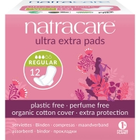 Natracare Ultra Extra Pads Normal 12er Pack