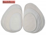 BoobBirds Stilleinlagen mit Nässeschutz *2 Paar - bis Cup F+
