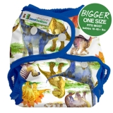Bigger Best Bottom Überhose Shell PUL Snap (5-23kg)