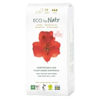 Naty Eco-Slipeinlagen large - 28 St.