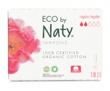 Naty Tampons Normal 18St.