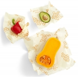 Bees Wrap 3er Set - small, medium, large