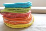 Anaé Abschminkpads aus Biobaumwolle - einzeln
