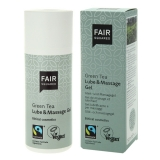 Fair Squared Lube & Massage Gel Green Tea 150ml