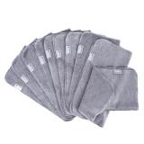Bamboolik waschbare Küchentücher /Reinigungstücher 30x30 cm - 10er Pack