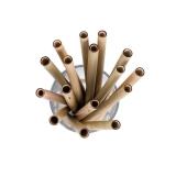 Bamboolik Bambus Trinkhalm - lang EINZELN
