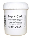 Avo&Cado Wollwachs - 100g (adeps lanae anhydricus)