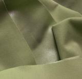 PUL Stoff uni, Zuschnitt 50x45 cm - olivgrün