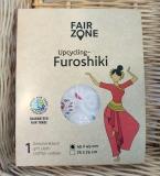 Fair Zone Furoshiki Geschenktuch 45x45
