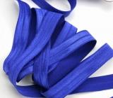 Faltgummi 16 mm - kobaltblau
