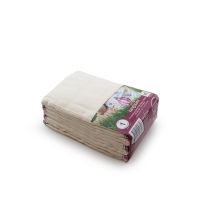 Rumparooz Prefolds Newborn (Gr. 1) - 6er Pack