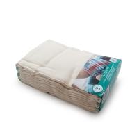 Rumparooz Prefolds Baby (Gr. 3) - 6er Pack