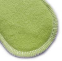 Bendel Stoffbinde stay dry mit Biobaumwolle - ohne Flügel