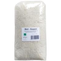 Filges Füllwolle / Wollnoppen naturbelassen, kbT-Bioland - 250g