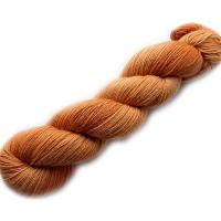 Blumenschaf Classic Sock - pflanzengefärbt  *Krapp hell semisolid