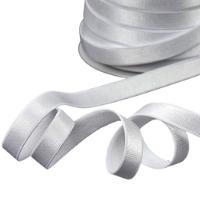Wäschegummi 10mm weiß