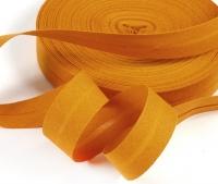 Baumwoll-Schrägband 20mm orange