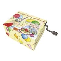 Fridolin Spieluhr Geburtstag (Wie schön, daß du geboren bist)