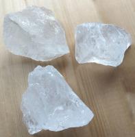 Bergkristall Rohstein ca. 100g/St